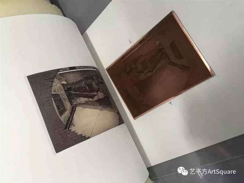 印好了,95年艺术家李星亭的创作版画,版画,李星亭,印痕,天津美术学院,藏书,青年,画稿,品牌,莫干山路50号,平方