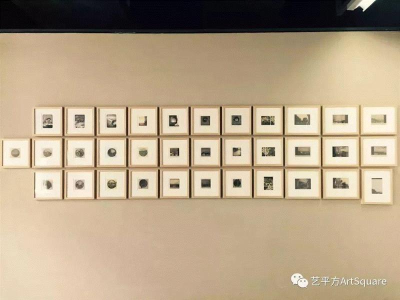 95年艺术家李星亭的创作版画,版画,李星亭,印痕,天津美术学院,藏书,青年,画稿,品牌,莫干山路50号,平方