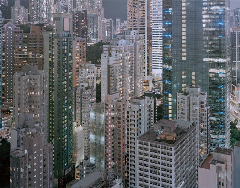 继续的城市no.7,《无时境》系列,黄臻伟,黄臻伟:在城市景观与城市情境中的影像实践 | 英伦文化季(厦门),黄臻伟,景观,情境,厦门,影像,英伦,文化季,时境,音乐,三影堂