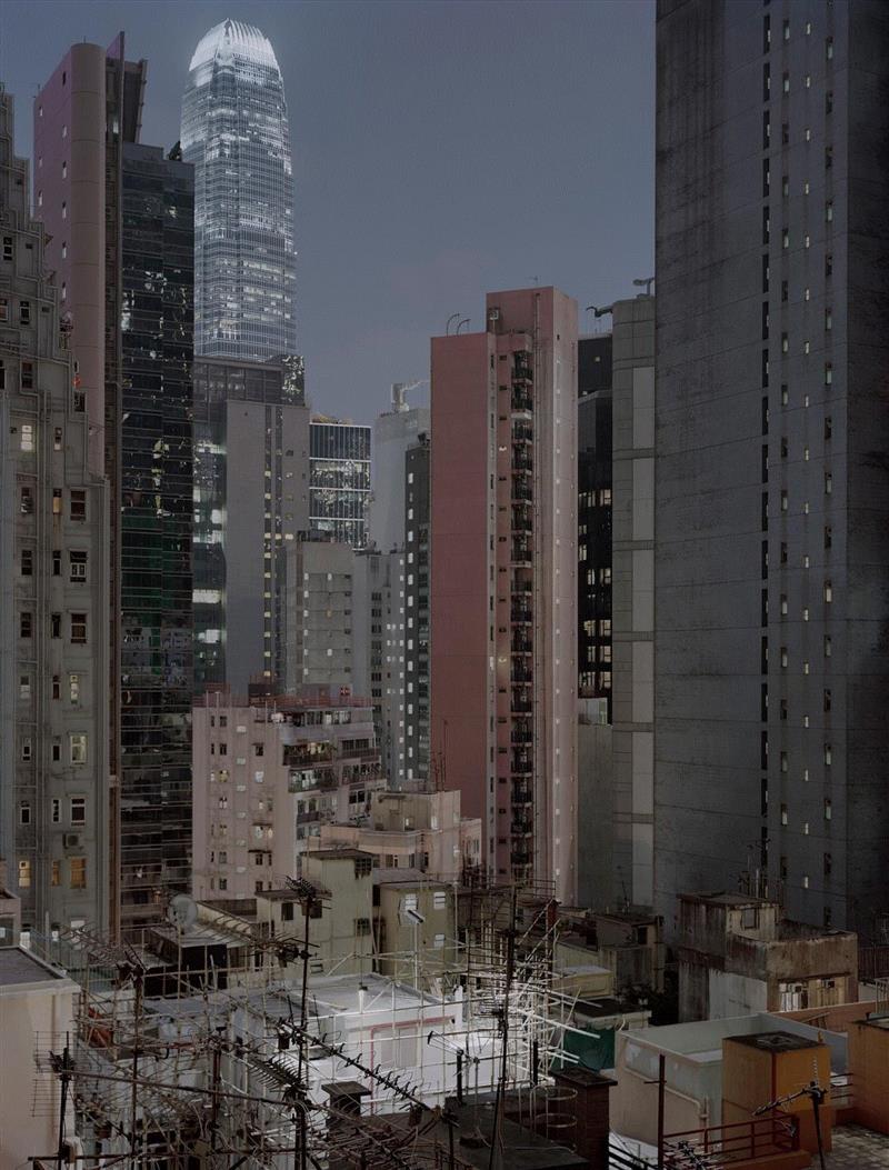 继续的城市no.2,《无时境》系列,黄臻伟,黄臻伟:在城市景观与城市情境中的影像实践 | 英伦文化季(厦门),黄臻伟,景观,情境,厦门,影像,英伦,文化季,时境,音乐,三影堂