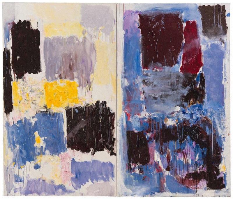 ? 琼·米歇尔艺术遗产,卓纳画廊 | 纽约 | 琼·米歇尔(Joan Mitchell):我将风景寄于心,米歇尔,卓纳,Joan,Mitchell,遗产,基金会,纽约琼,画板,绘画,米歇尔基金会