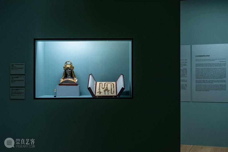 慕夏展第三展区现场?明珠美术馆,PAM最全观展指南!《慕夏Mucha》大展不可不知的一切~,PAM,观展指南,慕夏Mucha,慕夏,明珠美术馆,斯拉夫,Mucha,Trust,捷克,巴黎