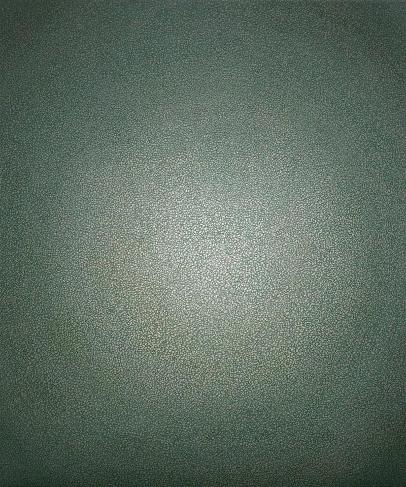 王光乐,《水磨石200508》,布面油画,180×150cm,2005,论坛回顾   形式与态度:2000年以后的抽象绘画,绘画,现实主义,谢墨凛,仇晓飞,政治,王光乐,电脑,主体性,材料,刘韡