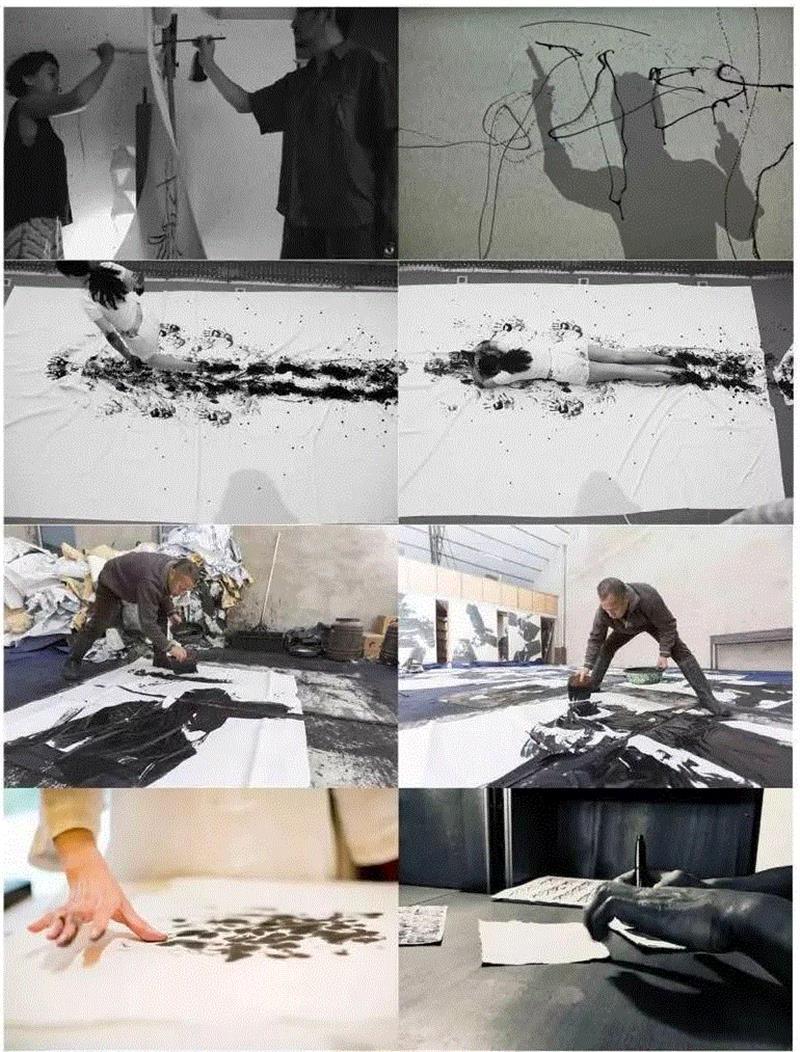 """""""世界实验书法""""与""""国际水墨经验""""的展现: """"第二届驭墨""""将在2019年5月6日于布鲁塞尔开幕"""