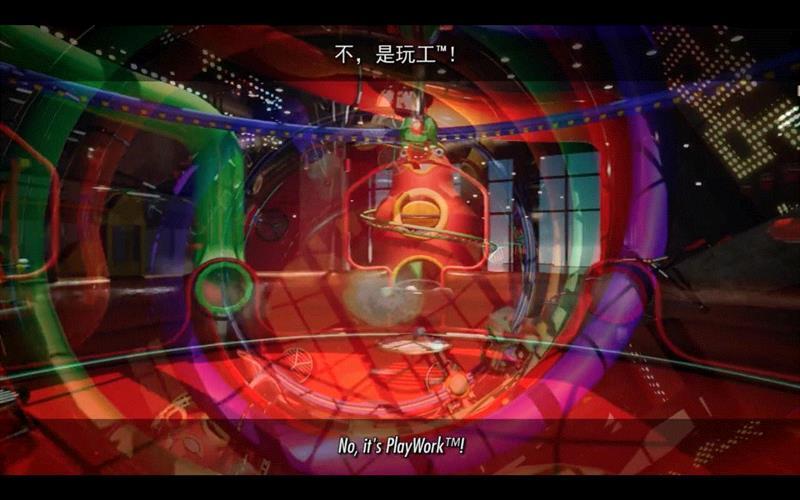 《玩站?(Play Station)》by 陆明龙,影像,2017,深圳重磅新媒体艺术盛事,两年一次!不可错过!