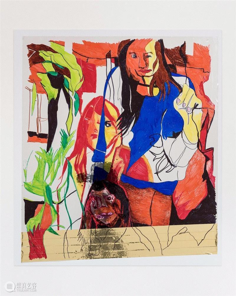 Untitled,2017,同行/最乱的叙事,最黑的幽默   Keren Cytter,Cytter,同行,电影,视频,戏剧,双年展,以色列,作家,content,Bolzano