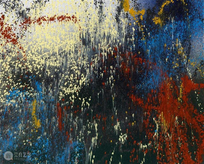 汉斯·哈同|情绪的力量,艺术史,哈同,Hartung,汉斯,汉斯·哈同,抽象绘画,抒情抽象