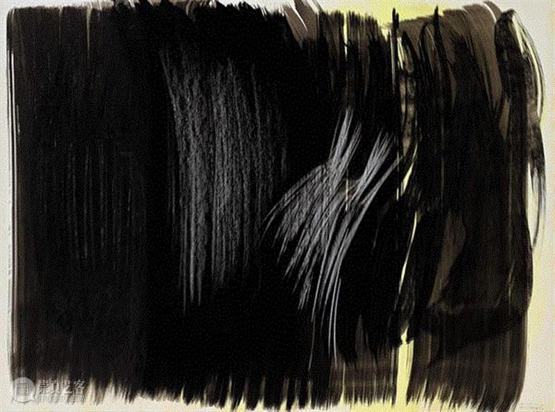 Hans Hartung, ,P1967-A47,1946,汉斯·哈同|情绪的力量,艺术史,哈同,Hartung,汉斯,汉斯·哈同,抽象绘画,抒情抽象
