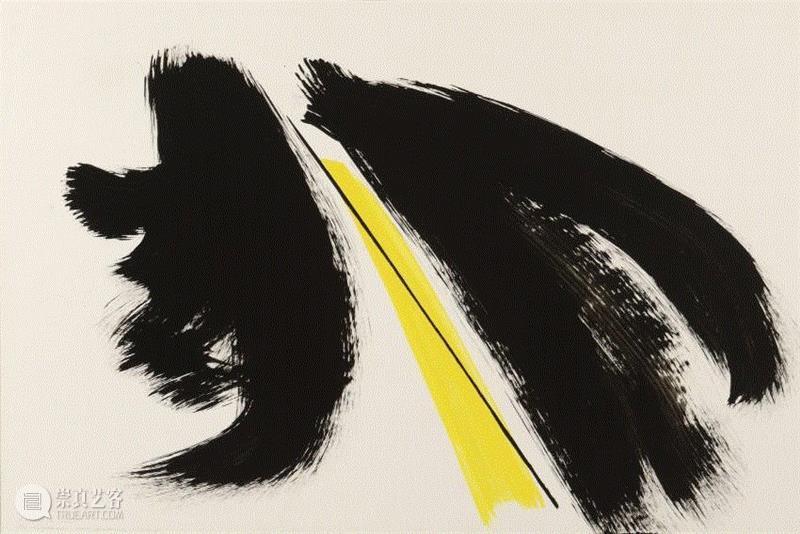 Hans Hartung,P1974-G32,1974,汉斯·哈同|情绪的力量,艺术史,哈同,Hartung,汉斯,汉斯·哈同,抽象绘画,抒情抽象