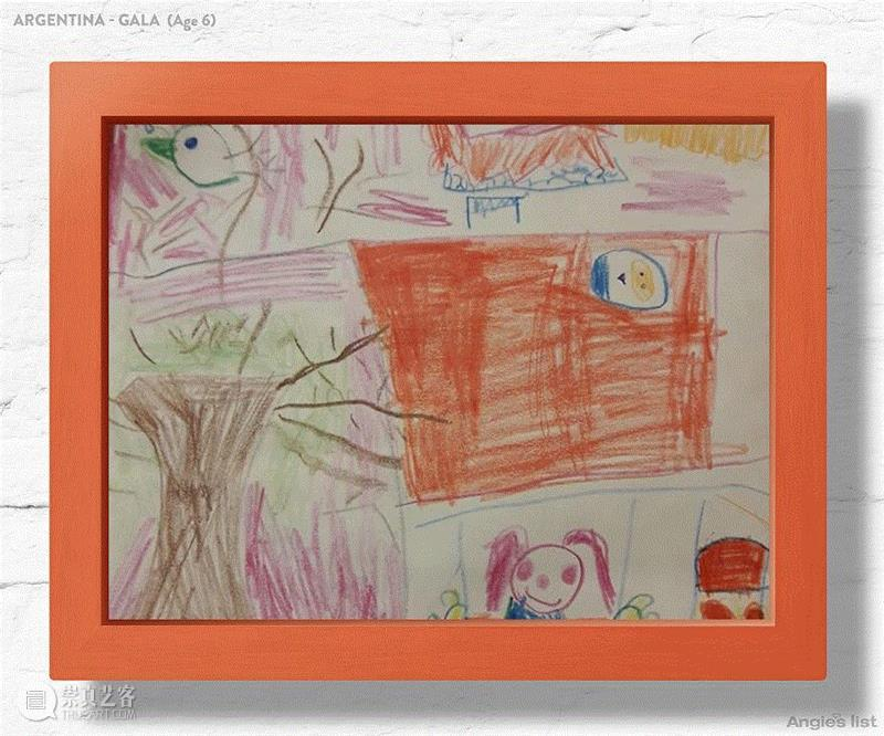 儿童手绘梦想卧室,被一群设计师还原成真,卧室,设计师