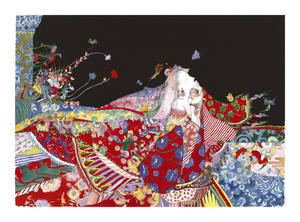 天野喜孝,憧憬,一千零一夜,1996.jpg