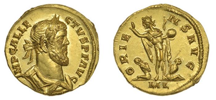 英国男子在他的农场发现非常罕见的古罗马金币.jpg