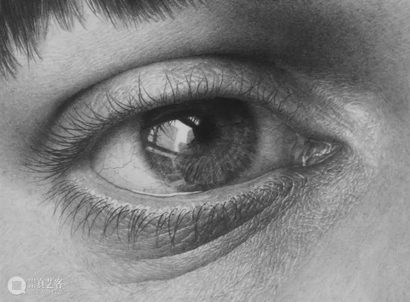绘画丨当石膏头像具有了皮肤的质感,细微观察力与极强刻画能力  中国舞台美术学会 石膏 头像 质感 皮肤 观察力 能力 绘画 上方 中国舞台美术学会 右上 崇真艺客