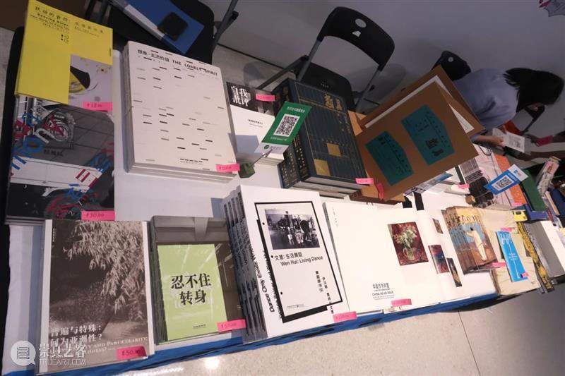 中间美术馆参与2020北京abC艺术书展回顾 北京 abC 艺术 书展 中间美术馆 北京时代美术馆 疫情 活动 书友 机会 崇真艺客