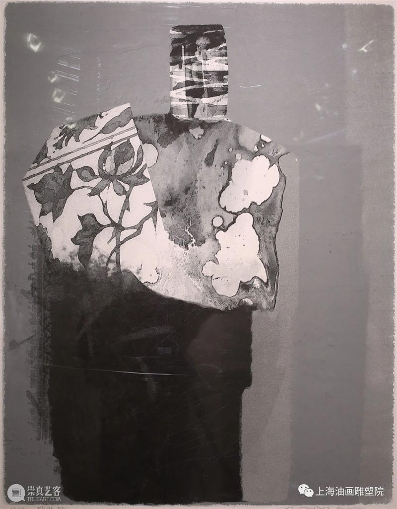 """【上海油雕院 l 展览】""""多元与融合——上海油画雕塑院典藏作品展""""之""""静观之态"""" 上海油画雕塑院 典藏 作品展 上海 上方 活动 资讯 多元 上海油画雕塑院美术馆 油画 崇真艺客"""