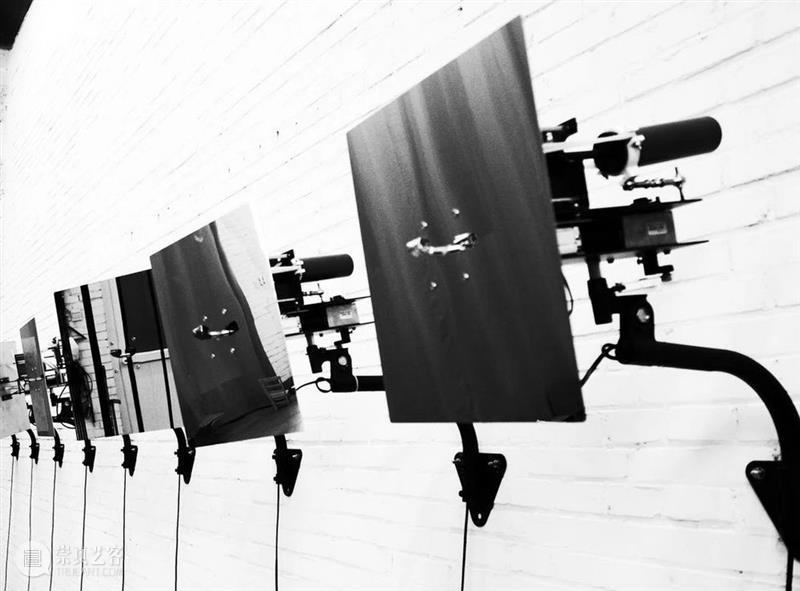 深圳8月8 开启机器·人·艺术·时代 博文精选 新媒体艺术站 深圳 机器 艺术 时代 华·美术馆 艺术家 智能 机械 装置 影像 崇真艺客