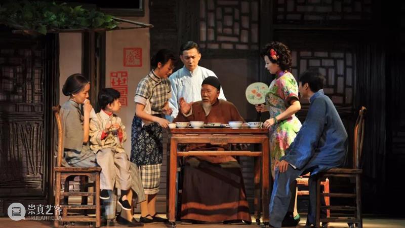 中国国家话剧院创排