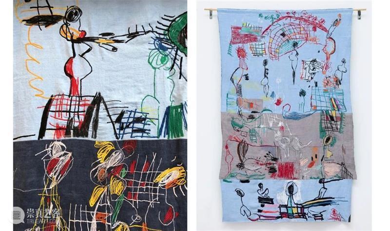 泰勒艺术家 | Annie Morris 安妮·莫里斯:从堆叠的细胞中孕育新生 博文精选 泰勒画廊 安妮 莫里斯 艺术家 Morris 泰勒 细胞 新生 Annie Joshua 国际性 崇真艺客