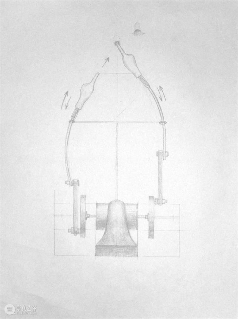 离线·迟世林   多给艺术的未来挖坑 未来 迟世林 艺术 离线 危机 艺术家 系列 合美术馆 项目 武汉 崇真艺客