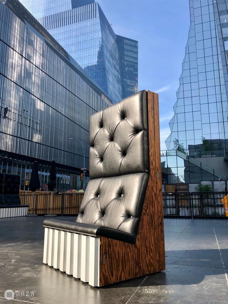是墙体,也是座椅,分合棚屋 / NLÉ 棚屋 墙体 座椅 建筑 人体 舞蹈 环境 之中 场景 NLé 崇真艺客