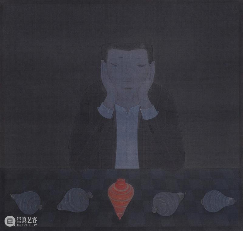 逸空间 × 幺幺七 「寂静的深度 」——王中宇 深度 王中宇 空间 幺幺七 Tranquil 中宇 身上 特质 作品 周遭 崇真艺客