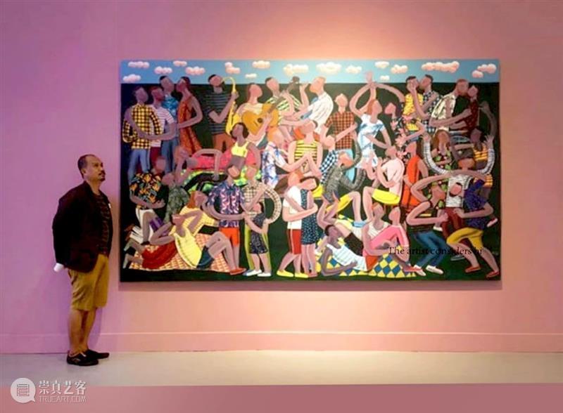 奇蒂·纳罗德:乐园 展览 泰国 曼谷当代唐人艺术中心 当代唐人艺术中心  奇蒂·纳罗德  郭巍薇  崇真艺客