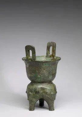 商朝的青铜器及其用途(食器) 用途 商朝 青铜器 食器 鼎鼎 现今 东西 鱼肉 形状 圆腹 崇真艺客