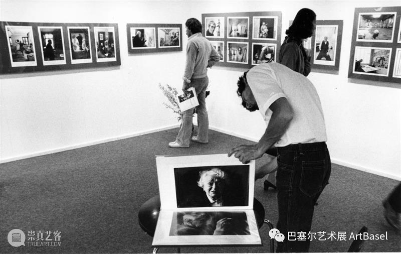巴塞尔艺术展50年:对话展会摄影师Kurt Wyss 巴塞尔 摄影师 Kurt Wyss 艺术展 展会 瑞士巴塞尔 艺术 艺术家 情谊 崇真艺客