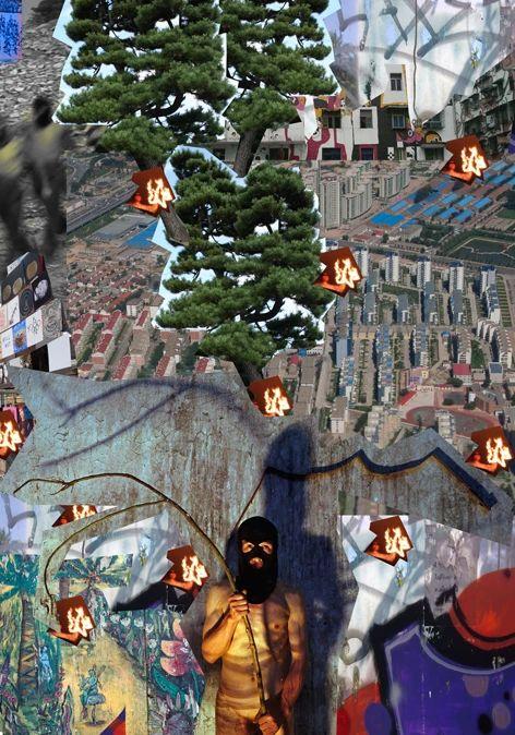【GCA】《临时症候》艺术家推介丨第VI期 艺术家 GCA 临时症候 李一凡 Yifan 杀马特 我爱你 纪录片 彩色 版权 崇真艺客
