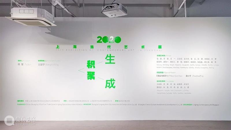 策展人专访 | 积聚与生成——2020上海当代艺术展 策展人 上海 艺术展 主题 内部 逻辑 关系 词组 中国 艺术 崇真艺客