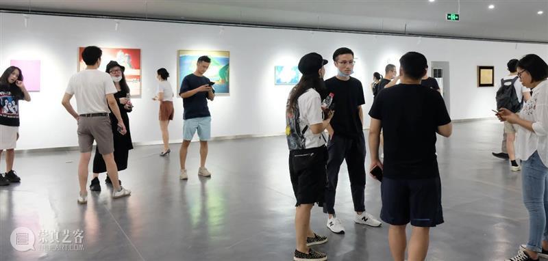 "SUNWAY ART | 17位艺术家约期而会构建""聚元气""! 元气 SUNWAY ART 艺术家 约期 现场 艺术 十竹斋 中心 展厅 崇真艺客"