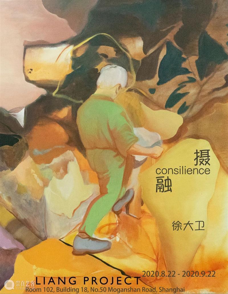 展览 | 融摄 —— 徐大卫个展 徐大卫 个展 CONSILIENCE 艺术家 Dawei Opening Email 官方 网站 方式 崇真艺客