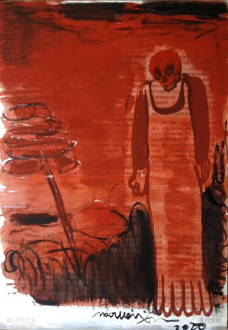 M50展览 | 至 日 之 诗 — 毛唯辛个展 毛唯辛 个展 展期 空间 上海 峰curators Feng 地点 创意 园区 崇真艺客