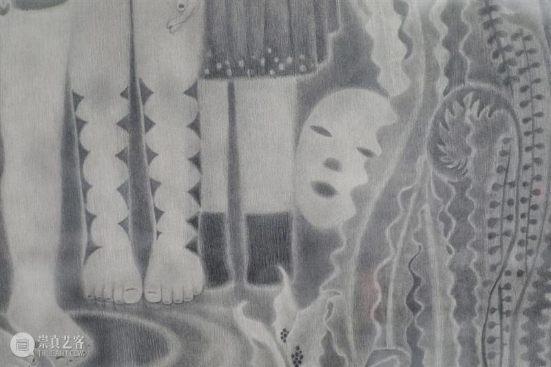 开幕现场 | 金文丽&马君双个展 马君 现场 金文丽& 双个展 好奇柜 金文丽 展期 时间 电话 地址 崇真艺客