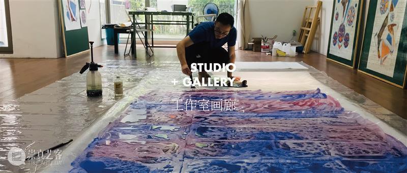 科外幻笔记 Extro-Science Fiction Notes 展览 中国 上海市工作室画廊 工作室画廊 TheARTLING  李文光  崇真艺客