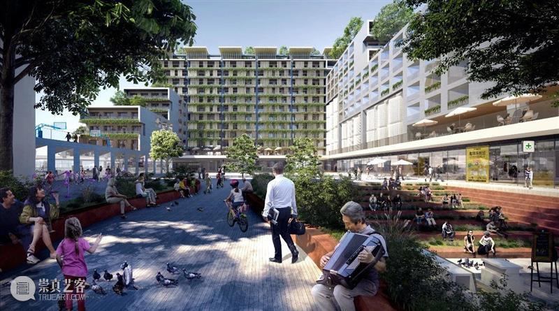 未来社区B.L.O.C.K街区竞赛,线上投票已开启 未来 社区 街区 线上 创新设计 专业 公众 作品 智慧 平台 崇真艺客