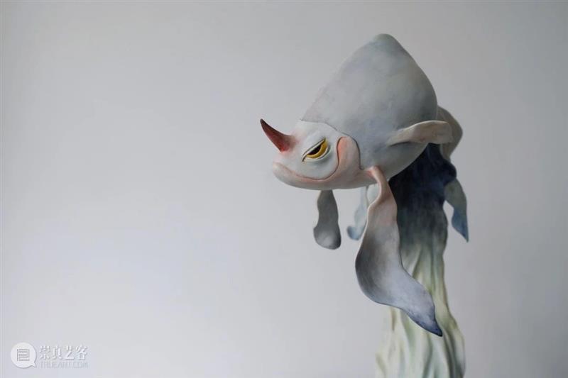 美博美术馆 | 线上雕塑展「不期而遇的成长」· 蔡诗若 蔡诗若 线上 美博美术馆 雕塑展 蔡诗 球型 关节 娃娃 动物 生态 崇真艺客