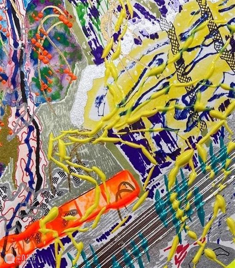 开幕现场 | 金俊杰&金景鸿双个展 金俊杰 金景鸿 个展 现场 岩石 展页 主办方 艺术 Officeasy 展期 崇真艺客