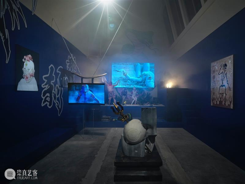 陈天灼:回忆刺穿心脏   展览 中国 香港当代唐人艺术中心 当代唐人艺术中心  旷卫  陈天灼  崇真艺客