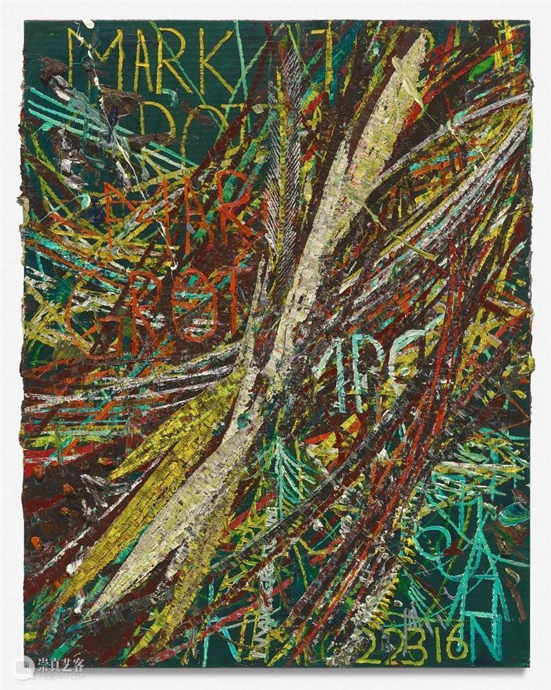 视频 | 马克·格罗特雅恩谈抽象绘画 博文精选 Gagosian 马克 格罗特 雅恩 视频 绘画 微信 文章 艺术家 Mark 洛杉矶 崇真艺客