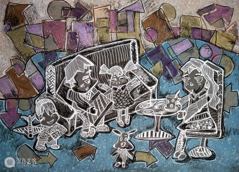 【美育卡】2015年、2016年美术普及教育活动回顾  上海徐汇艺术馆 美术 活动 美育卡 徐汇艺术馆 项目 未成年人 历程 往期 当年 瞬间 崇真艺客