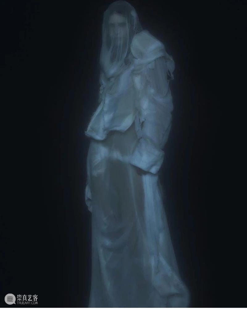 【IFA-服饰艺术】数字幻想世界 Maison Margiela | 高级定制 F/W 2020 Margiela 服饰 IFA 艺术 数字 幻想世界 秋冬 高级定制 系列 影片 崇真艺客