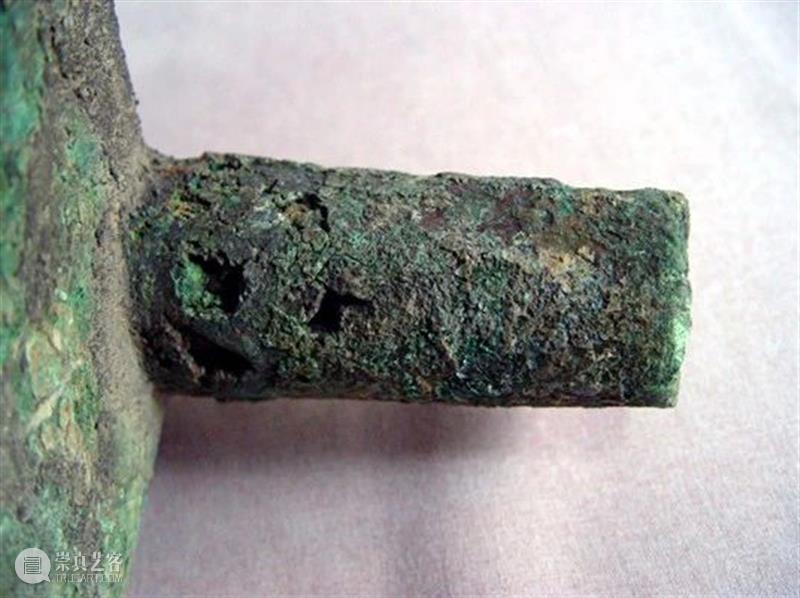 青铜器刚出土时的锈色你见过吗? 青铜器 锈色 国家 收益 子孙 后代 善事 崇真艺客