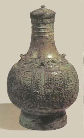 青铜时代:夏商时期的青铜器 青铜 时代 夏商 时期 青铜器 管流爵 上海博物馆 夏代 晚期 公元 崇真艺客