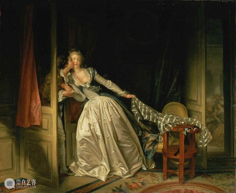 浪漫造就的灾难 灾难 被偷的吻 奥诺雷·弗拉戈纳尔 Jean Honoré Fragonard wikipedia 利维坦 罗曼司 字根 崇真艺客