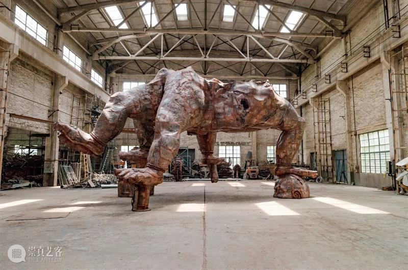 Artist News|Zhang Huan Upcoming Solo Exhibition at the Hermitage 崇真艺客