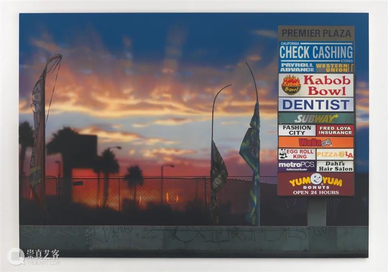 """艺术在场 塞尔·戈麦斯:洛杉矶城市景观与移动""""工作室"""" 博文精选 余德耀美术馆 艺术 洛杉矶 城市 景观 工作室 塞尔·戈麦斯 移动 面前 事物 意味 崇真艺客"""