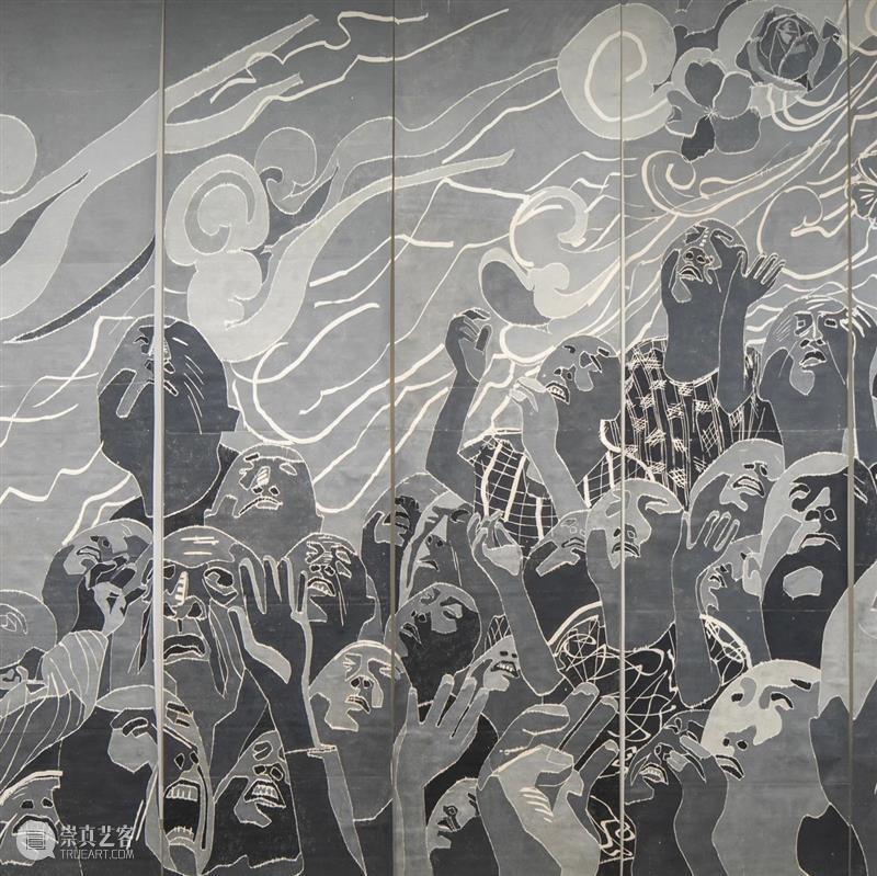 PSA读图 | 《都市风景》——刘韡 都市风景 刘韡 PSA 艺术家 惠允 作品 时期 此前 主流 社会 崇真艺客
