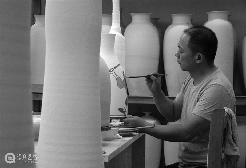 技与道 | 乐祥海:感恩造物主 用画笔表达志趣 乐祥海 画笔 造物主 志趣 视频 项目 中国 文化 艺术 核心 崇真艺客
