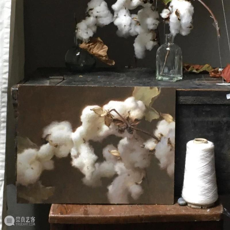 太新鲜了,花卉静物的画法就应该是这样的!快来学! 花卉 静物 画法 END 崇真艺客